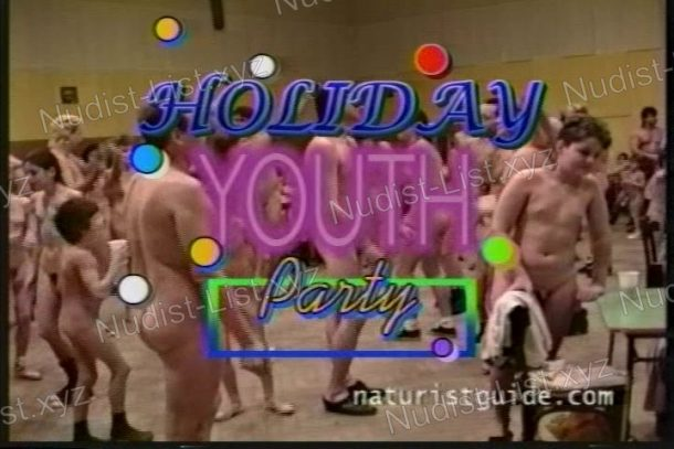 Cover of Holiday Youth Party