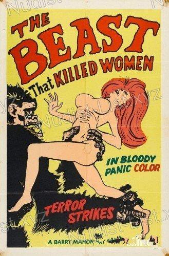 Video still of The Beast That Killed Women 1965