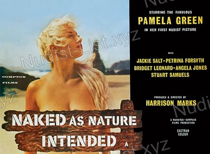 Naked as Nature Intended 1961 - video still