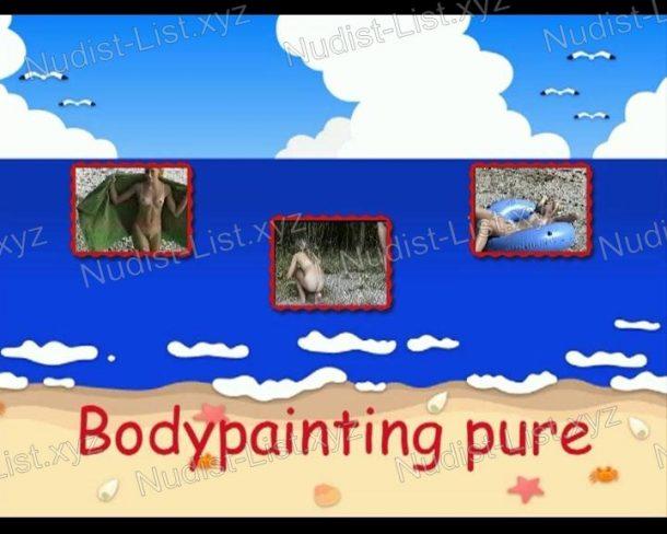 Bodypainting pure - screenshot