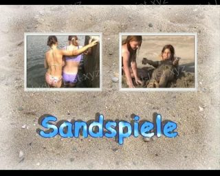 Sandspiele - Naturistin.com