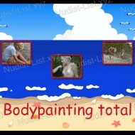 Bodypainting total