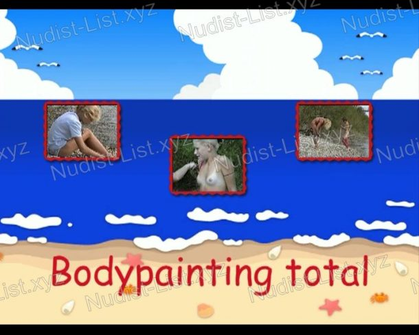 Snapshot Bodypainting total