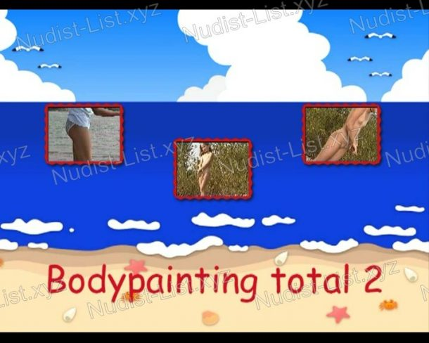 Snapshot of Bodypainting total 2