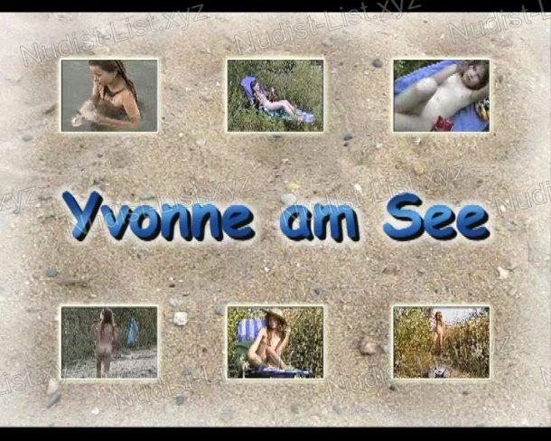 Yvonne am See - snapshot