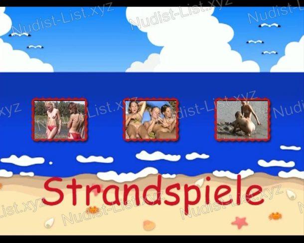 Video still Strandspiele