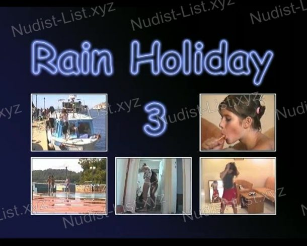 Rain Holiday 3 snapshot