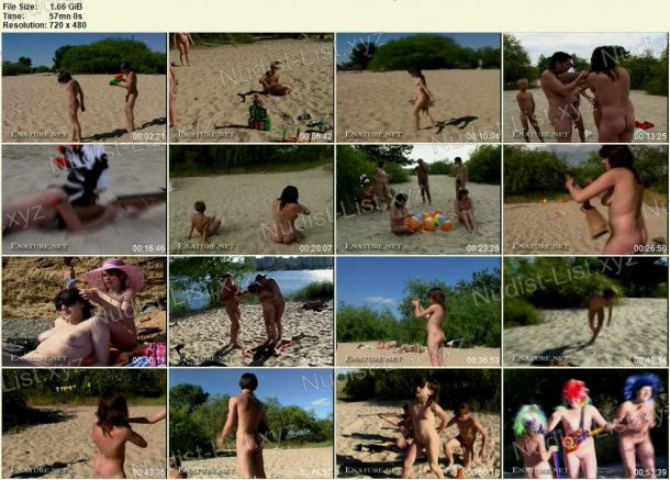 Snapshots of Naked Shoot Out 1