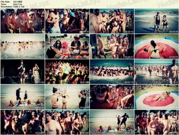 Screenshots Skinny Dip - Guinness World Record 2013 HD 1