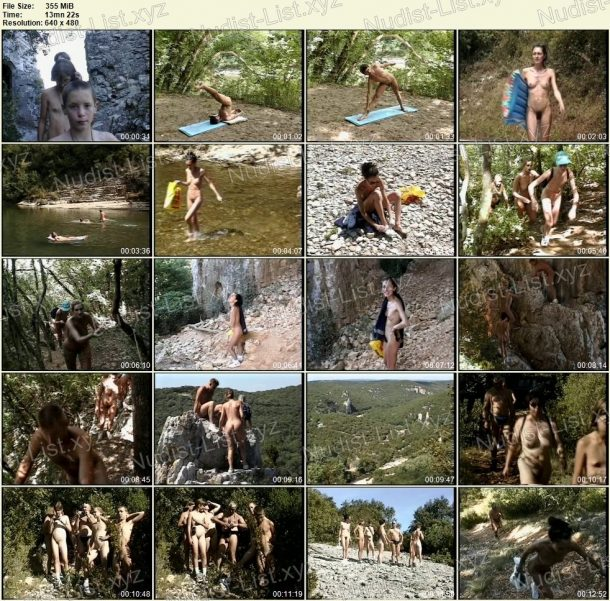 Thumbnails of Roschelle In France 3 1