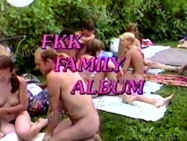 Fkk Family Album - video still