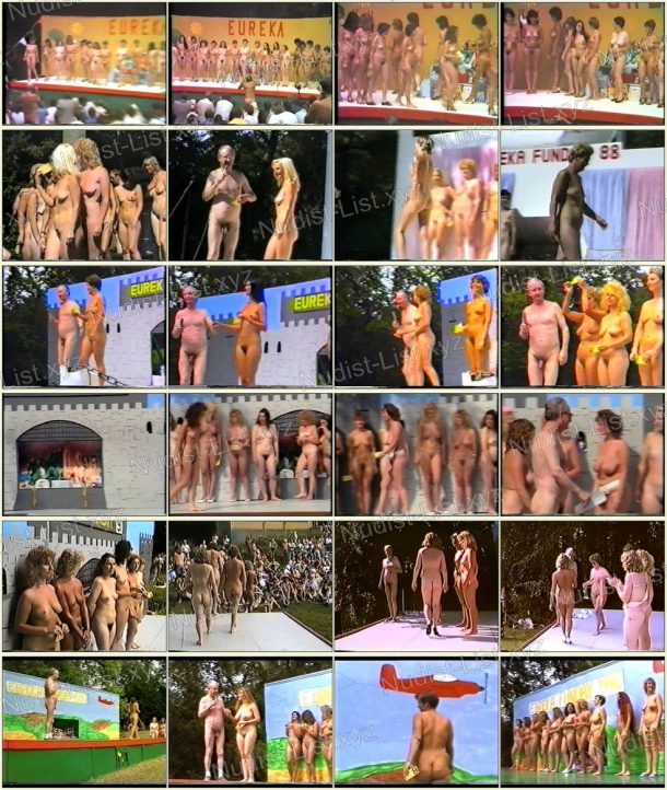 Film stills of Miss Eureka 83, 88-95 (14 Nudist Videos + 25 Photos) 1