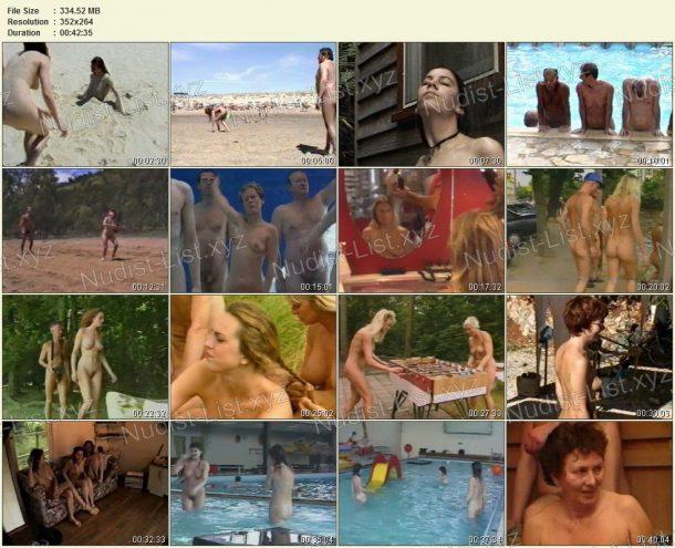 Snapshot Nudist Videos Collection - BartDude