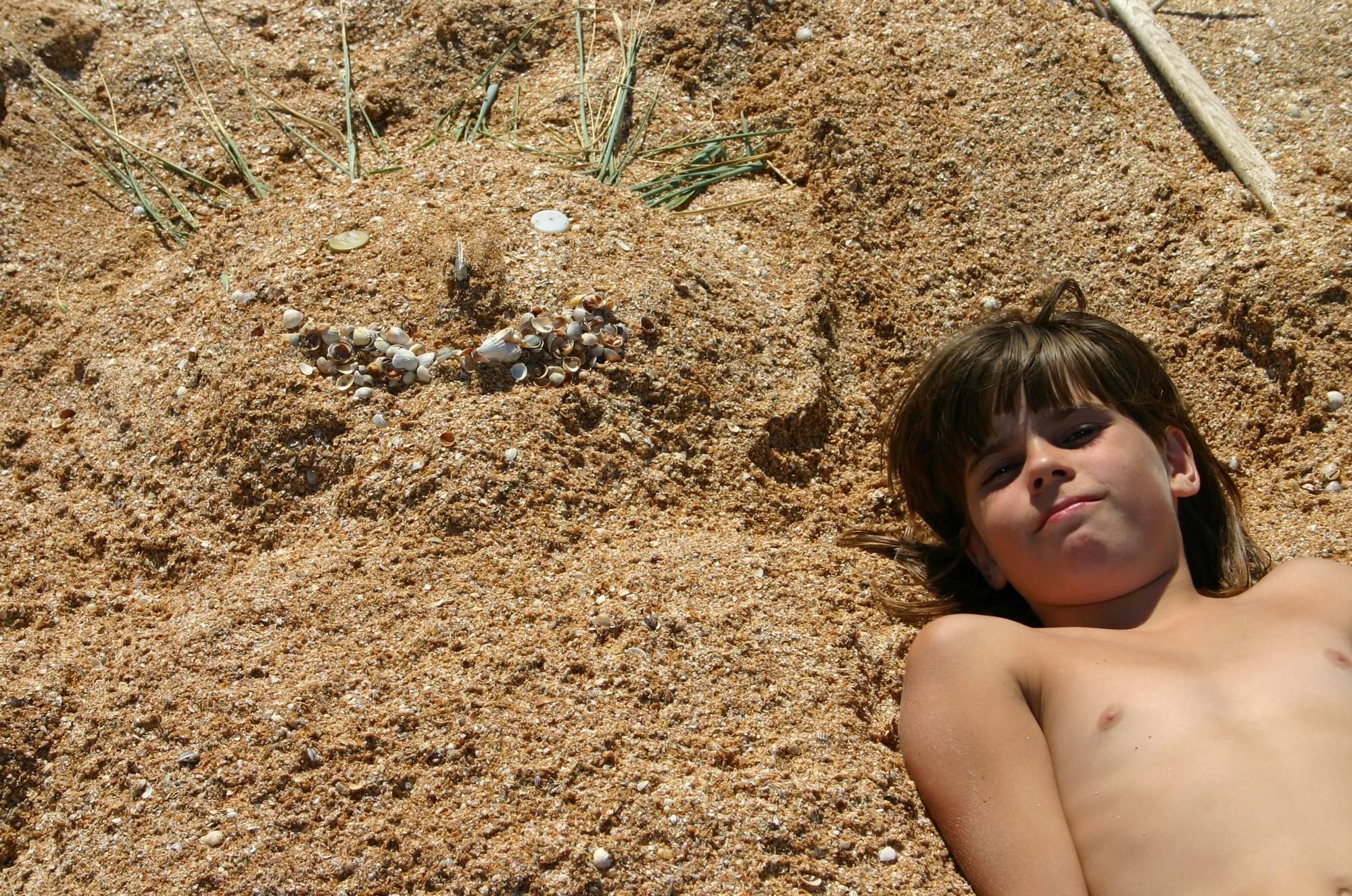 Nudist Gallery Naturist Beach Sand Kings - 1