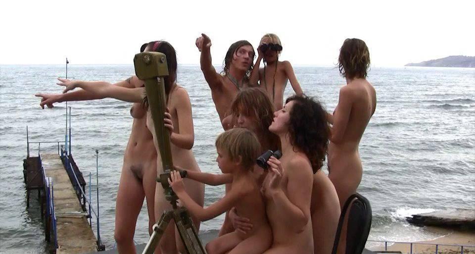 Nudist Movies Land And Sea Naturism 4 - 2