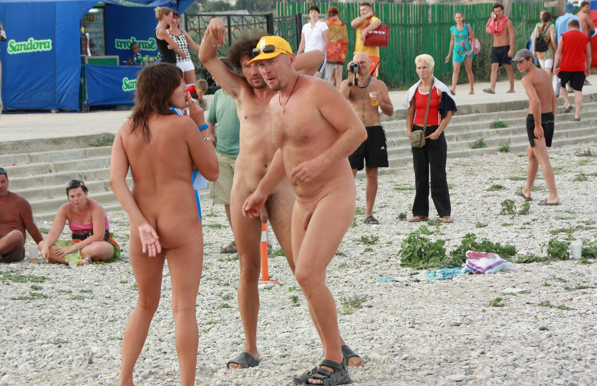 Nudist Photos Neptune Beach Cleanup - 2