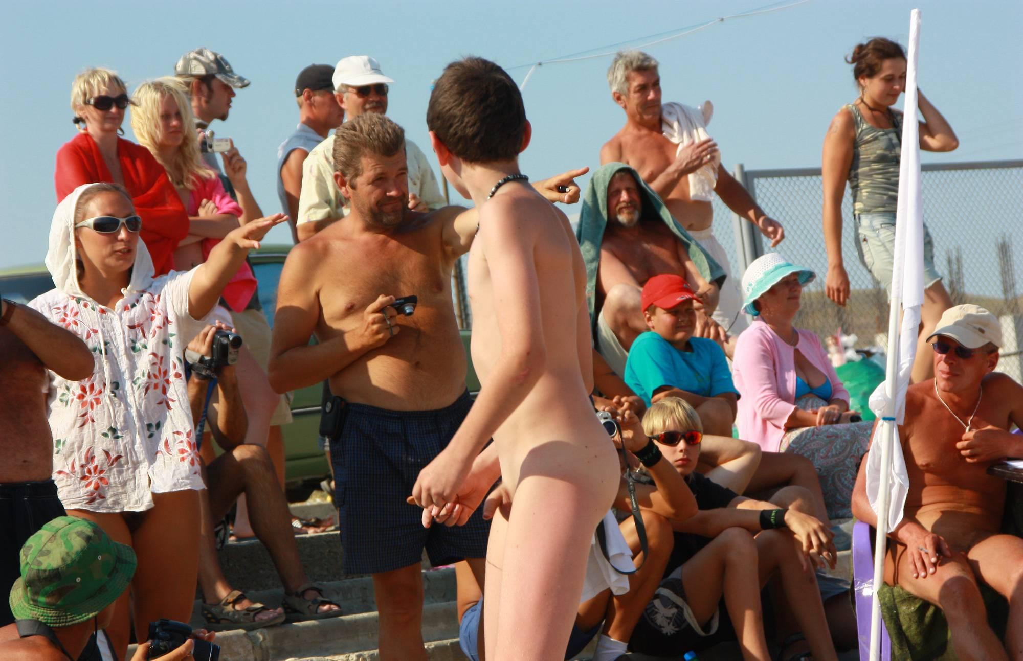 Nudist Pics Neptune Boy Gift Awards - 1