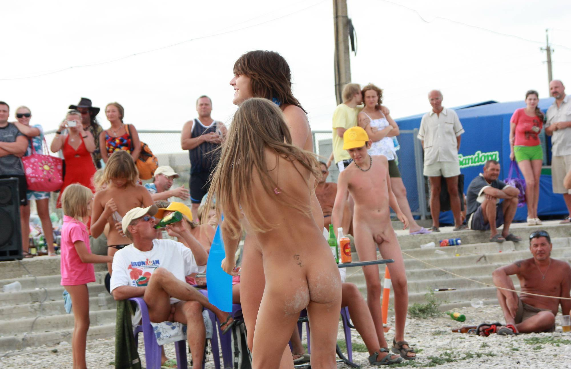 Nudist Gallery Neptune Mom Dual Dance - 1