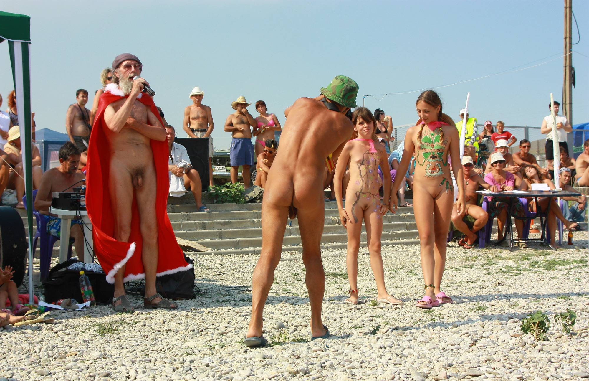 Nudist Pictures Neptune Nudist Event Win - 1
