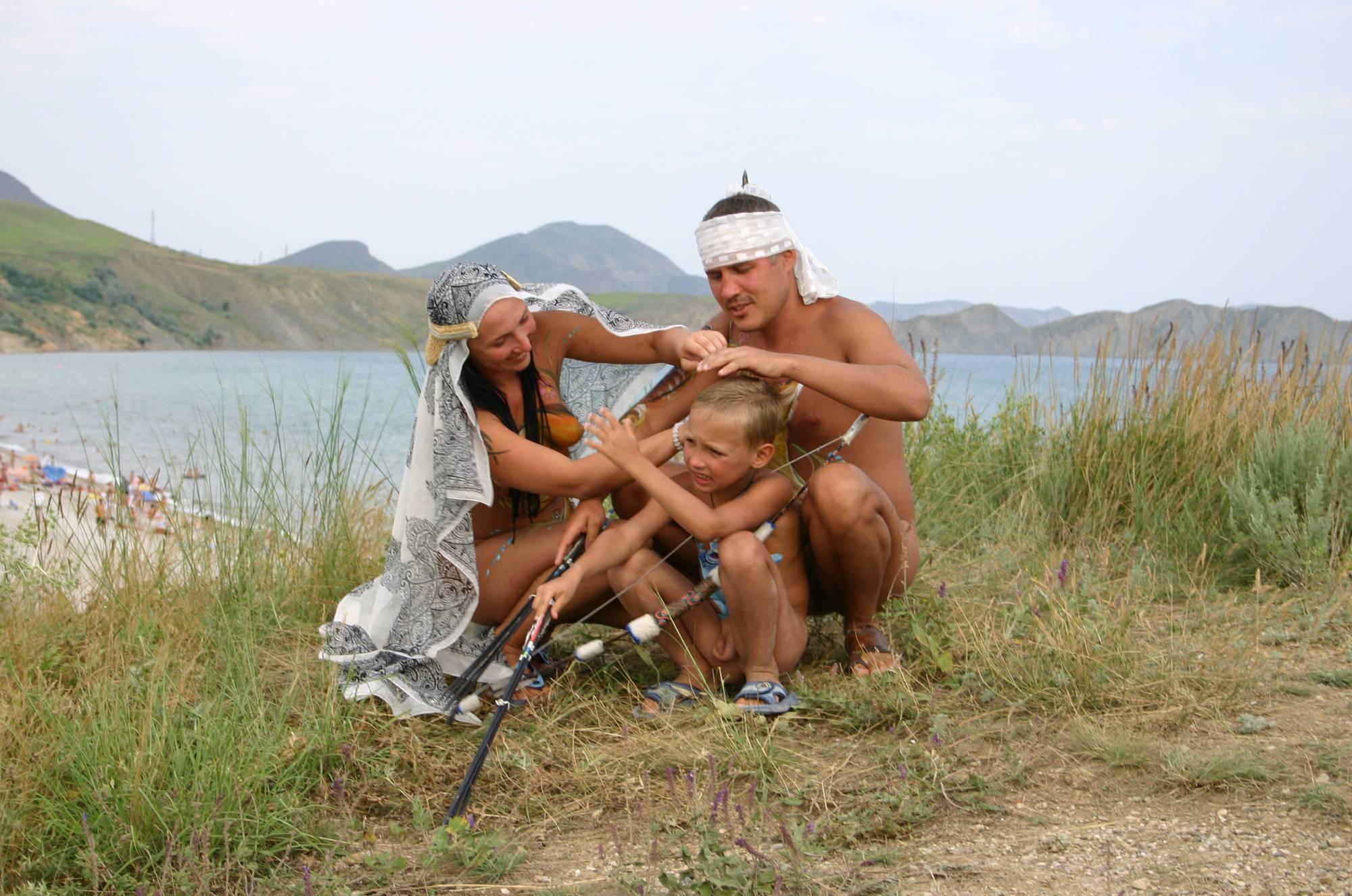 Nudist Pics Nude Lake shore Hunters - 2