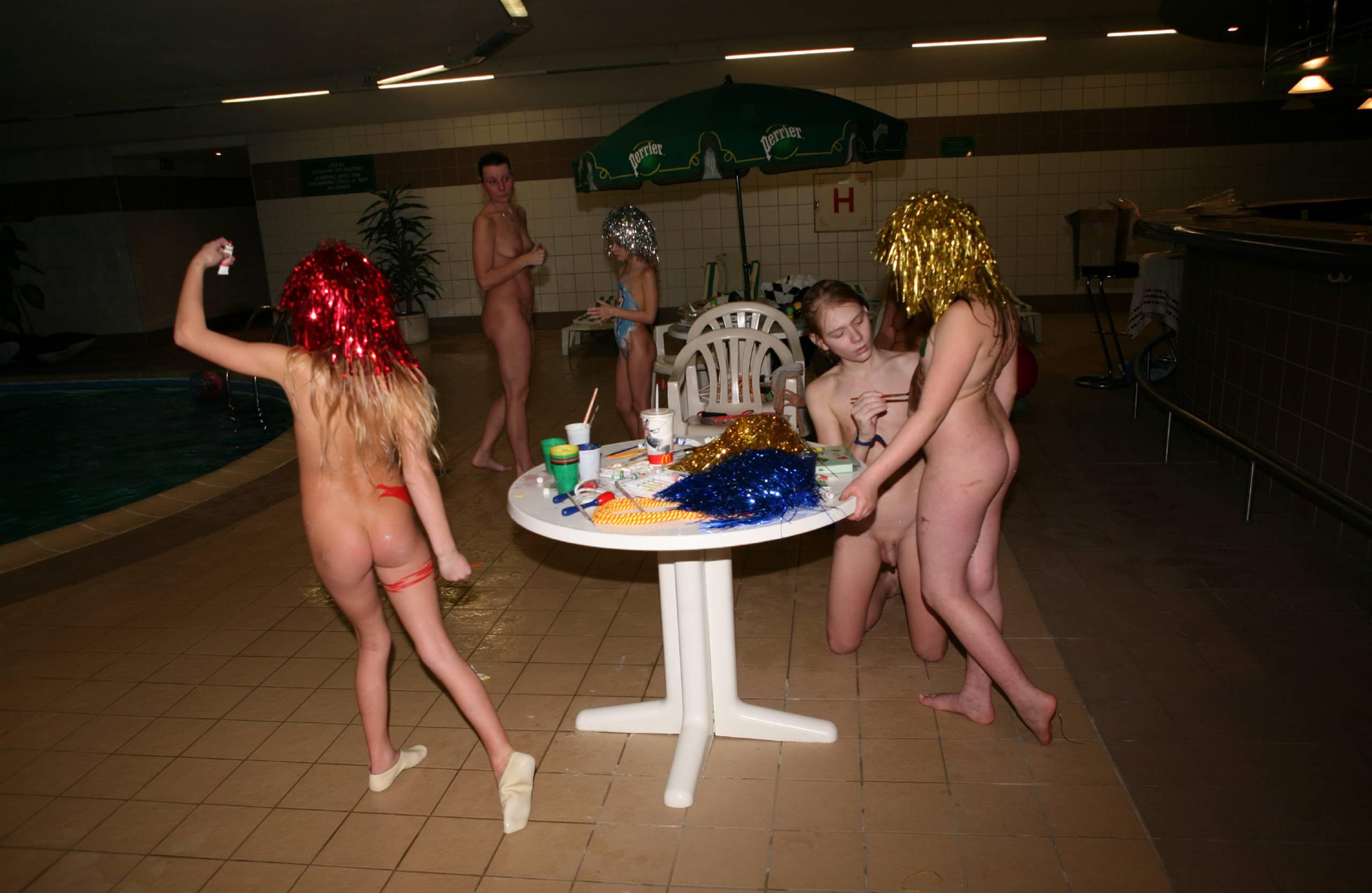 Nudist Gallery 2010 Gym and Sauna - 1