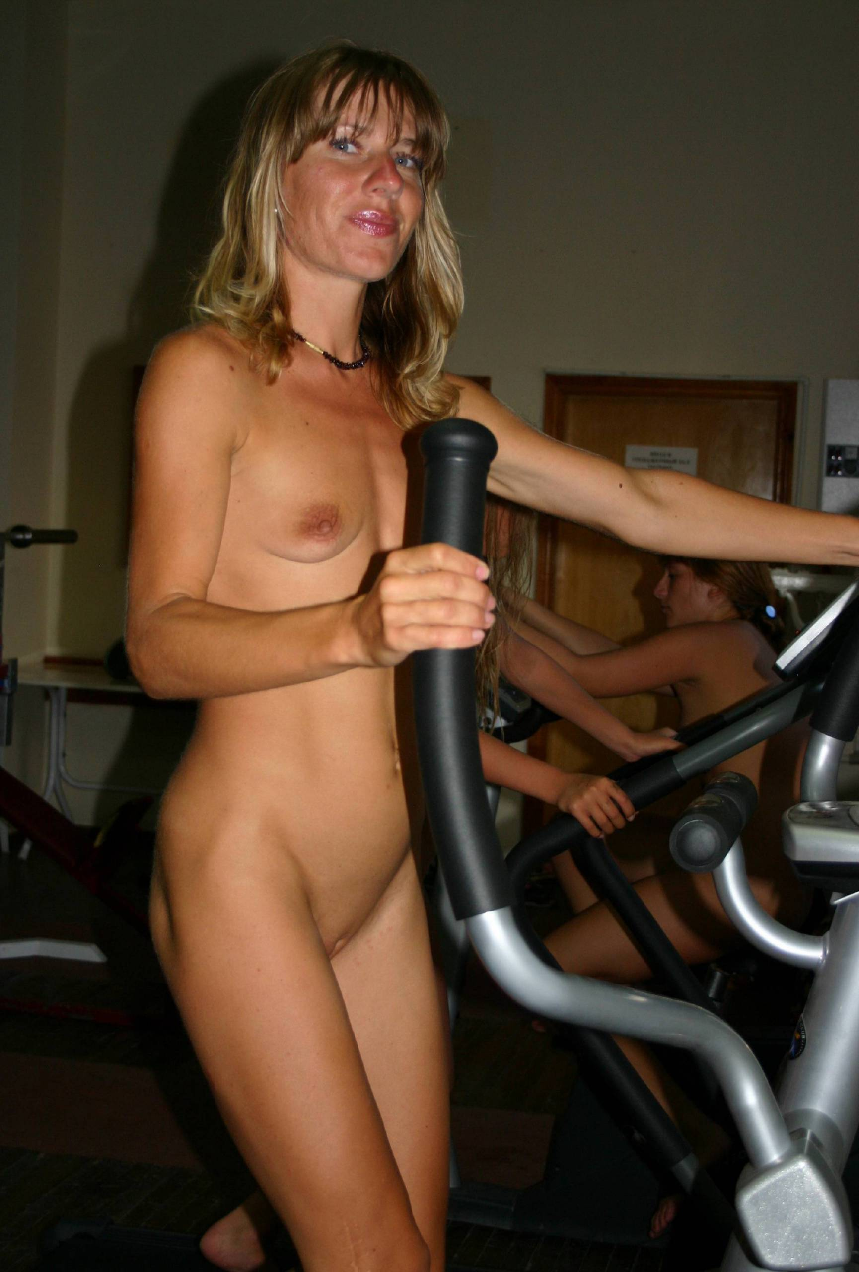 Nudist Training Equipment - 1