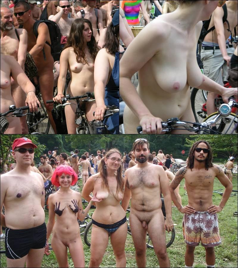 World Naked Bike Ride [WNBR] UK 2011 - Poster