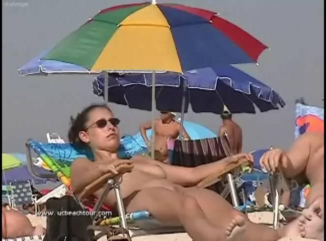 Nudist Videos U.S. Nude Beaches Vol. 19 - 2