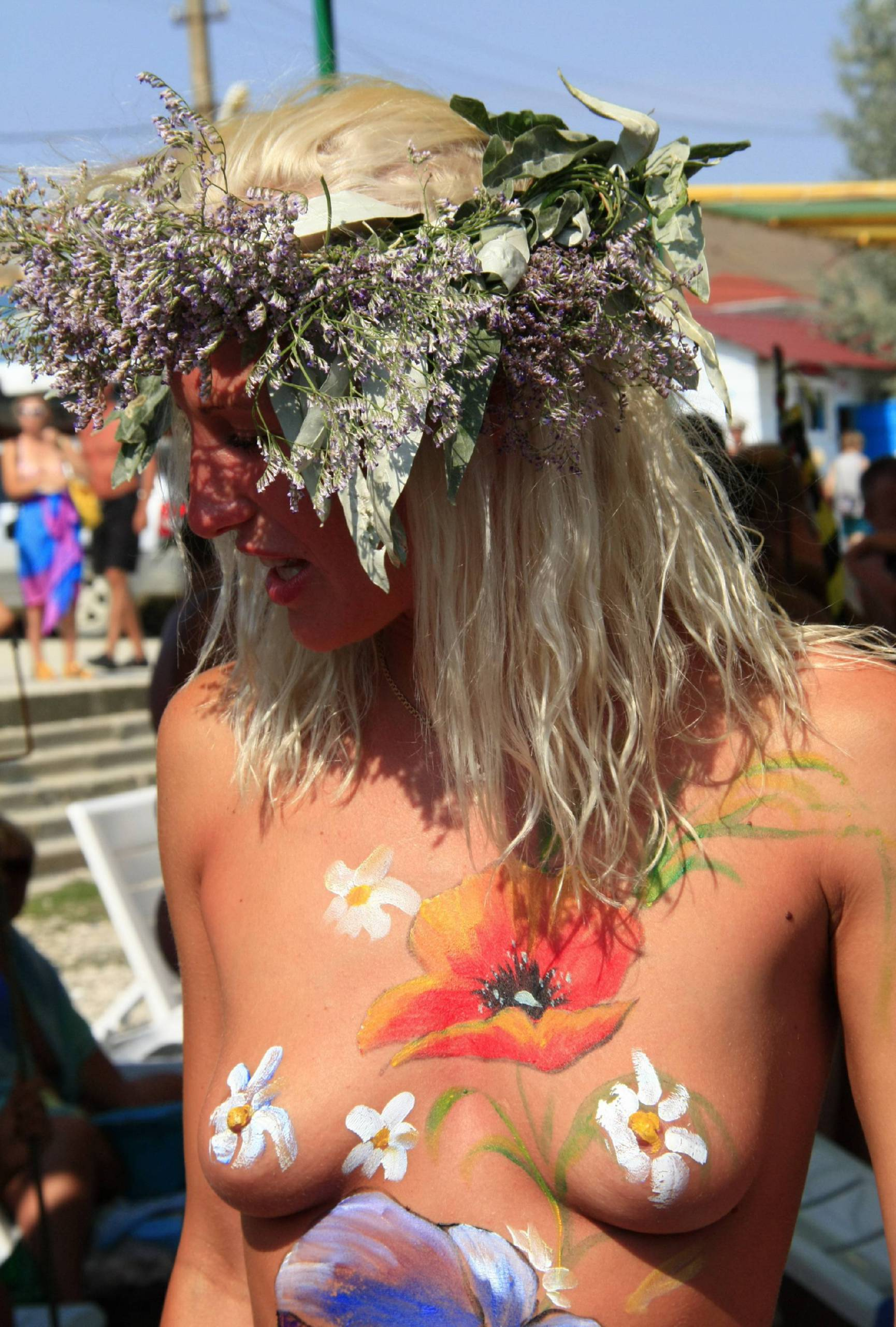 Nudist Photos Festival His King and Queens - 2