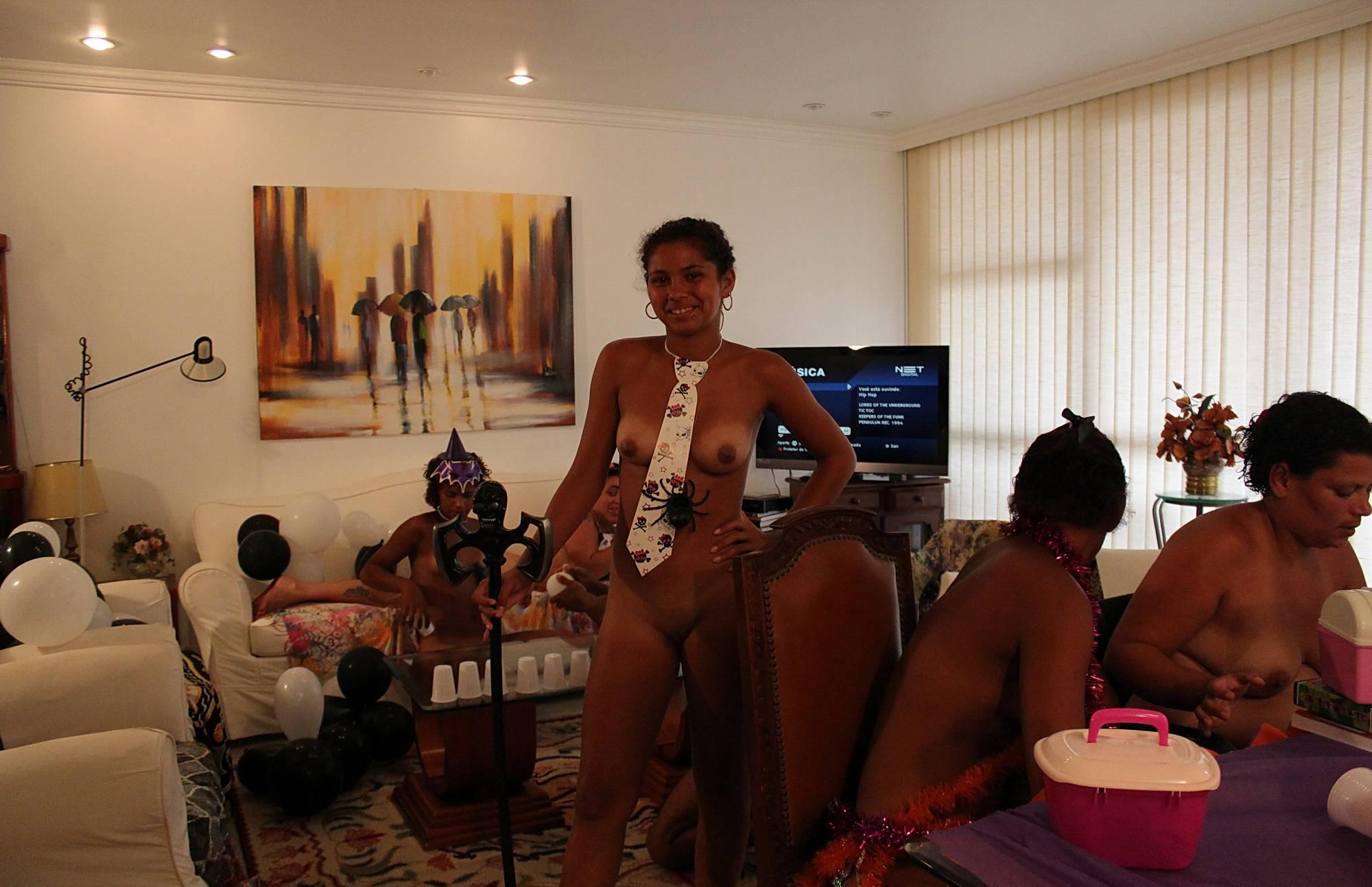 Nudist Gallery Fun Apartment Activities - 1