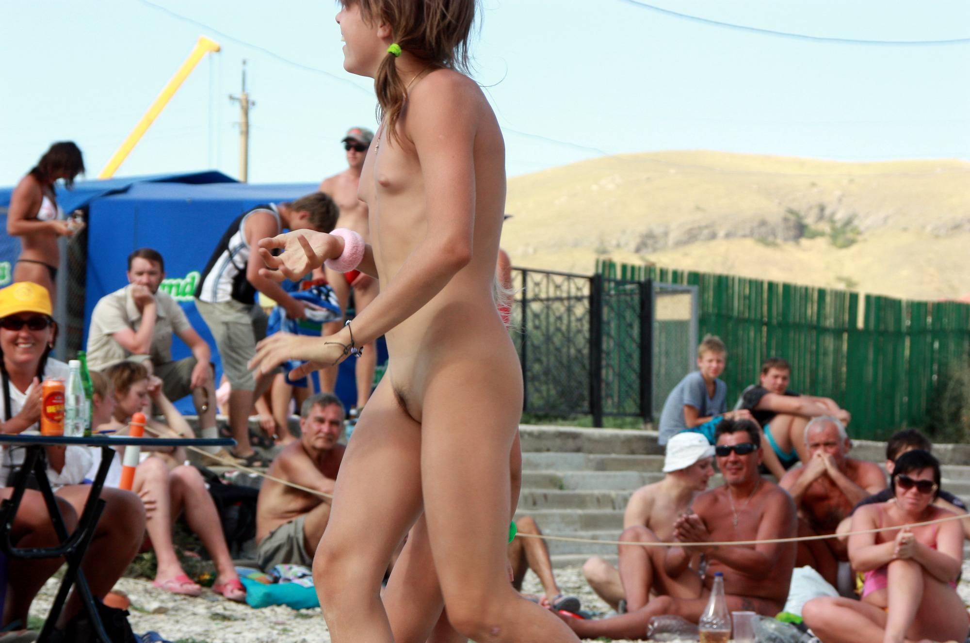 Nudist Pics Naturist Sun Beach Strides - 2