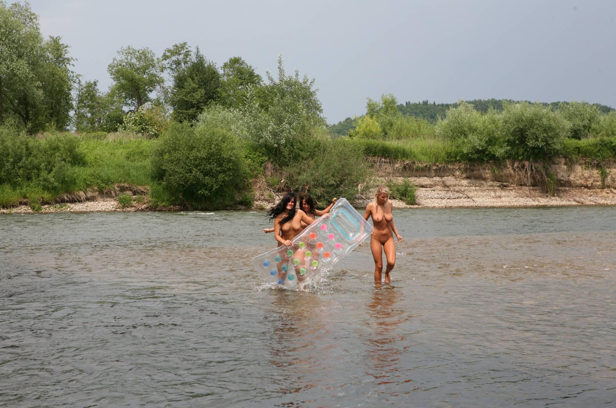Park Floating On River - 2