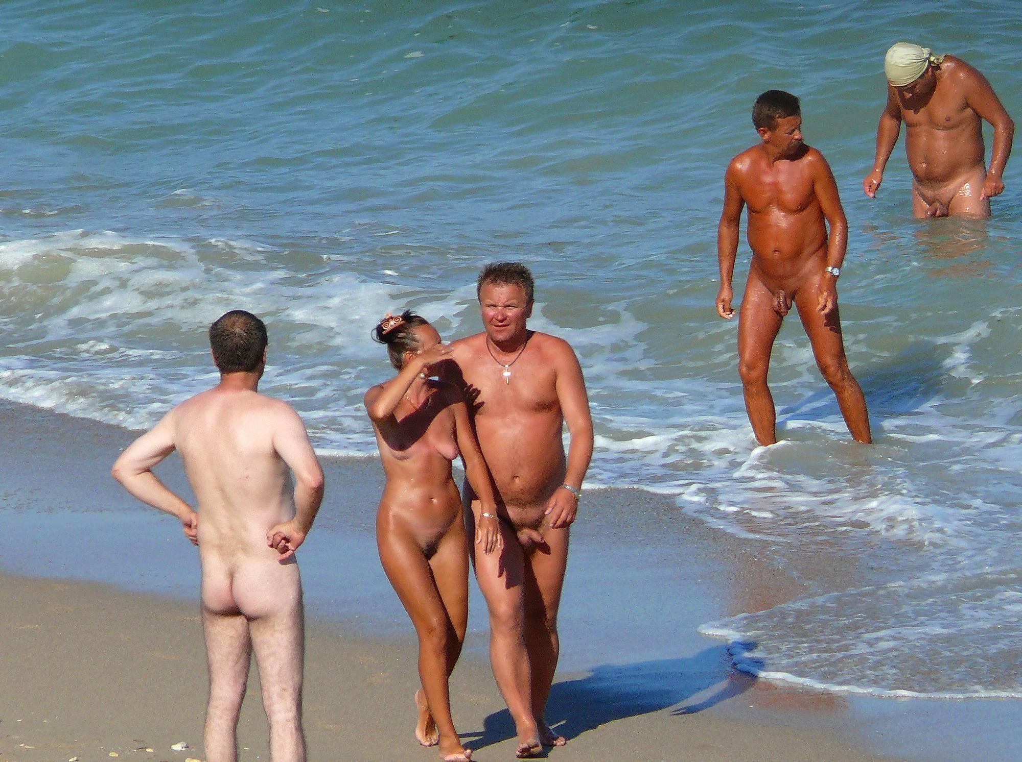 Romanian Beach Waters - 2