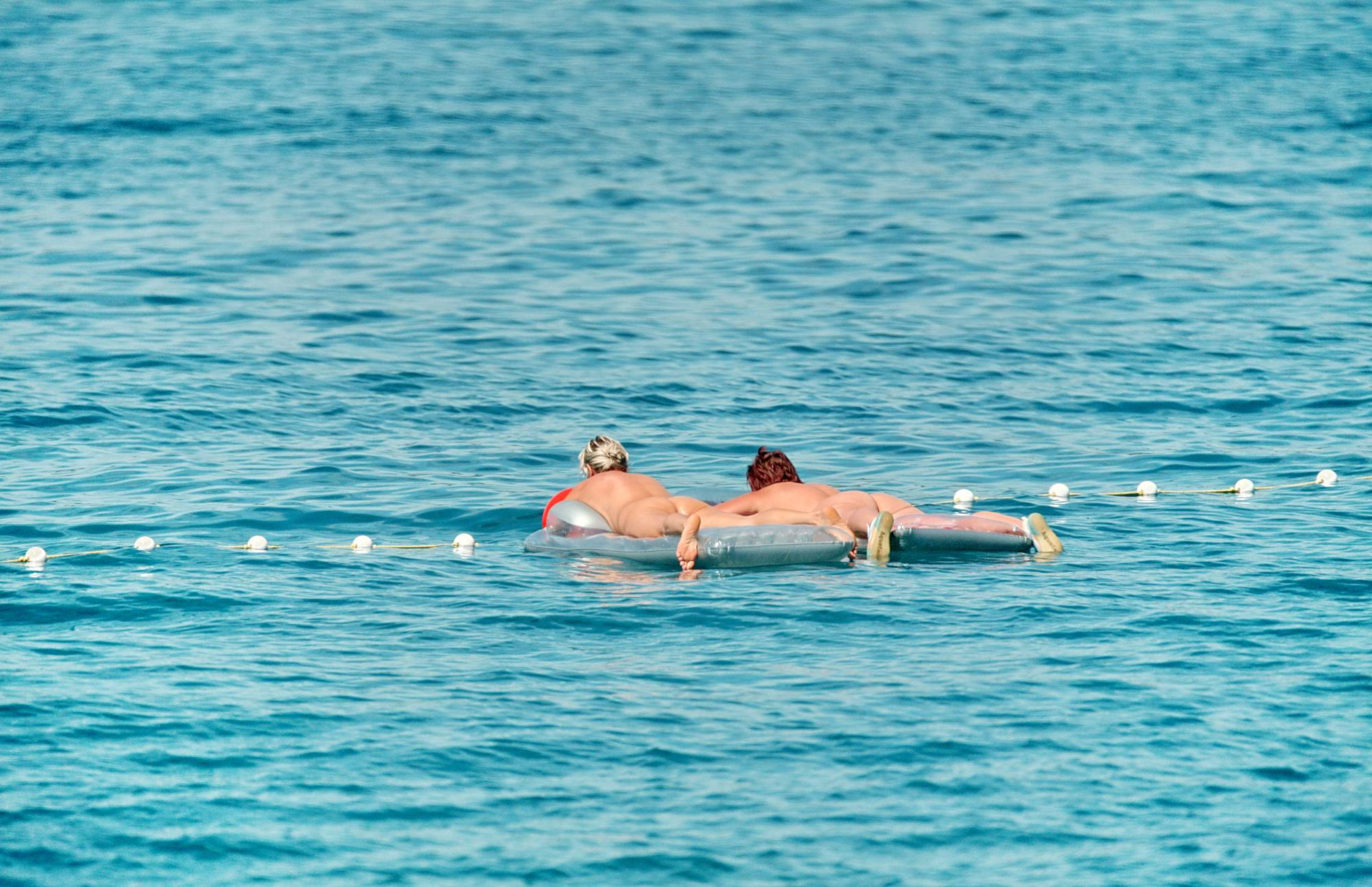 Nudist Pics Adult On Water Floaters - 1