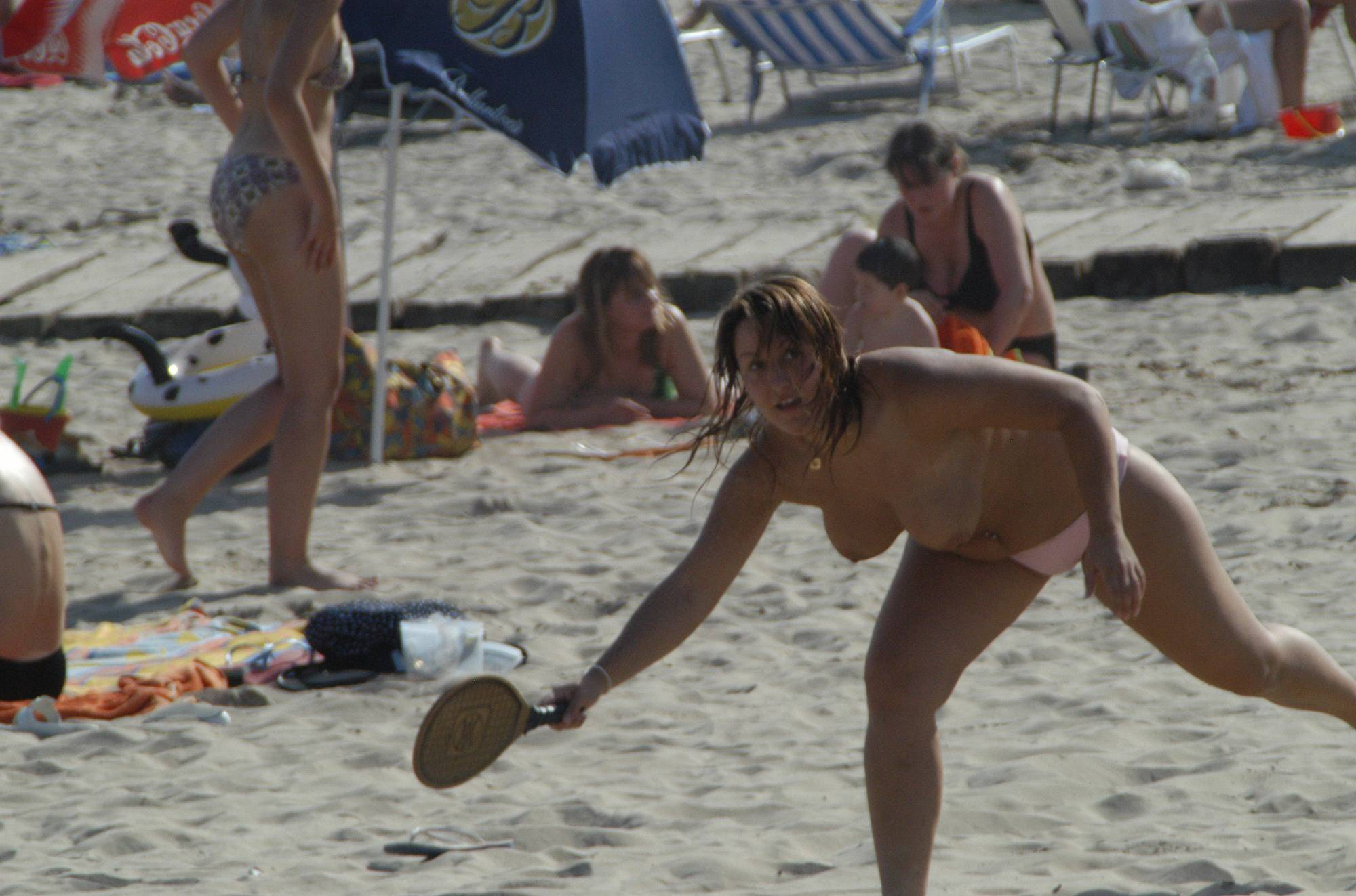 Nudist Pics Topless Water Recreation - 1
