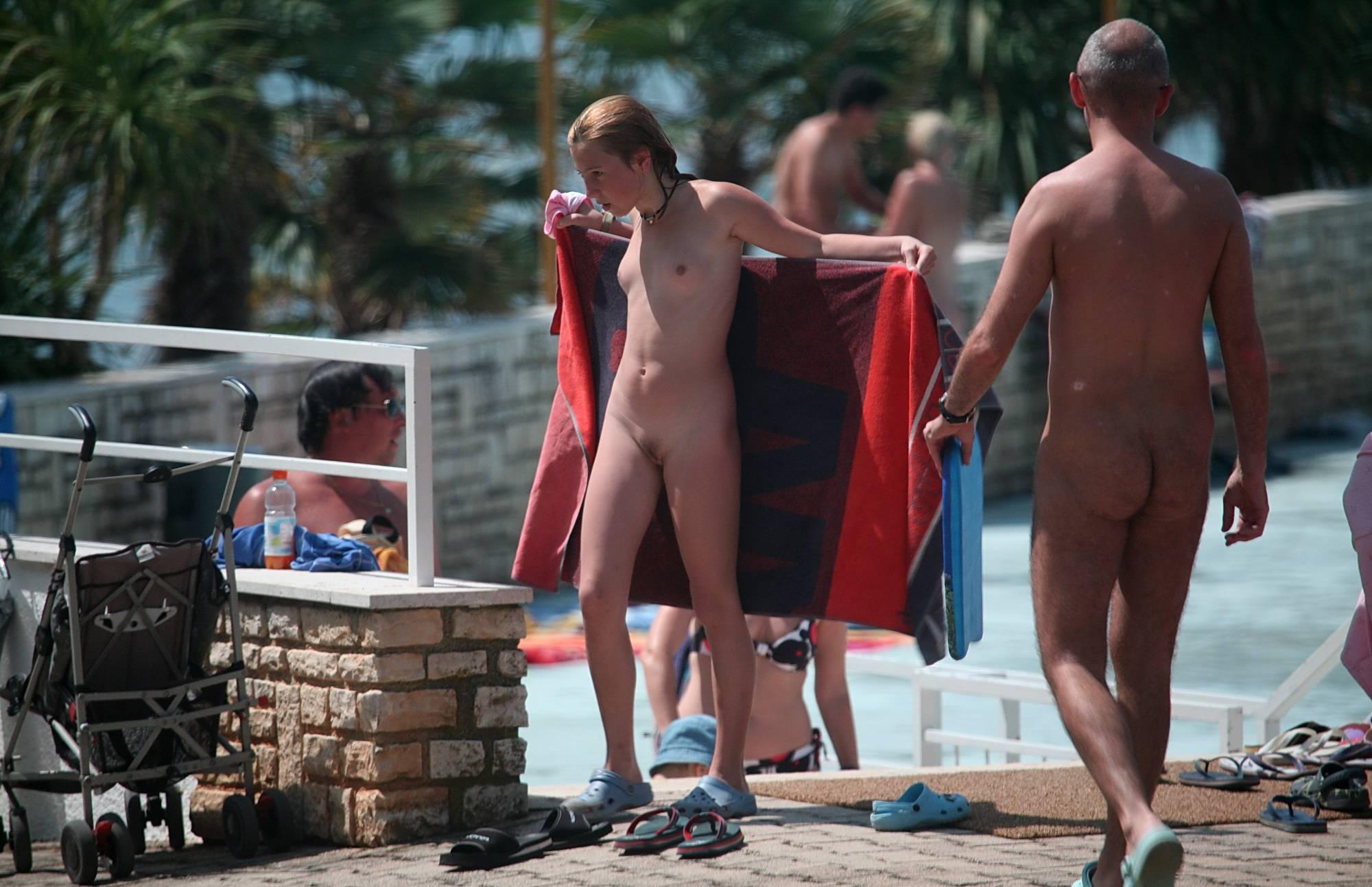 Boardwalk Biking Nudists - 2