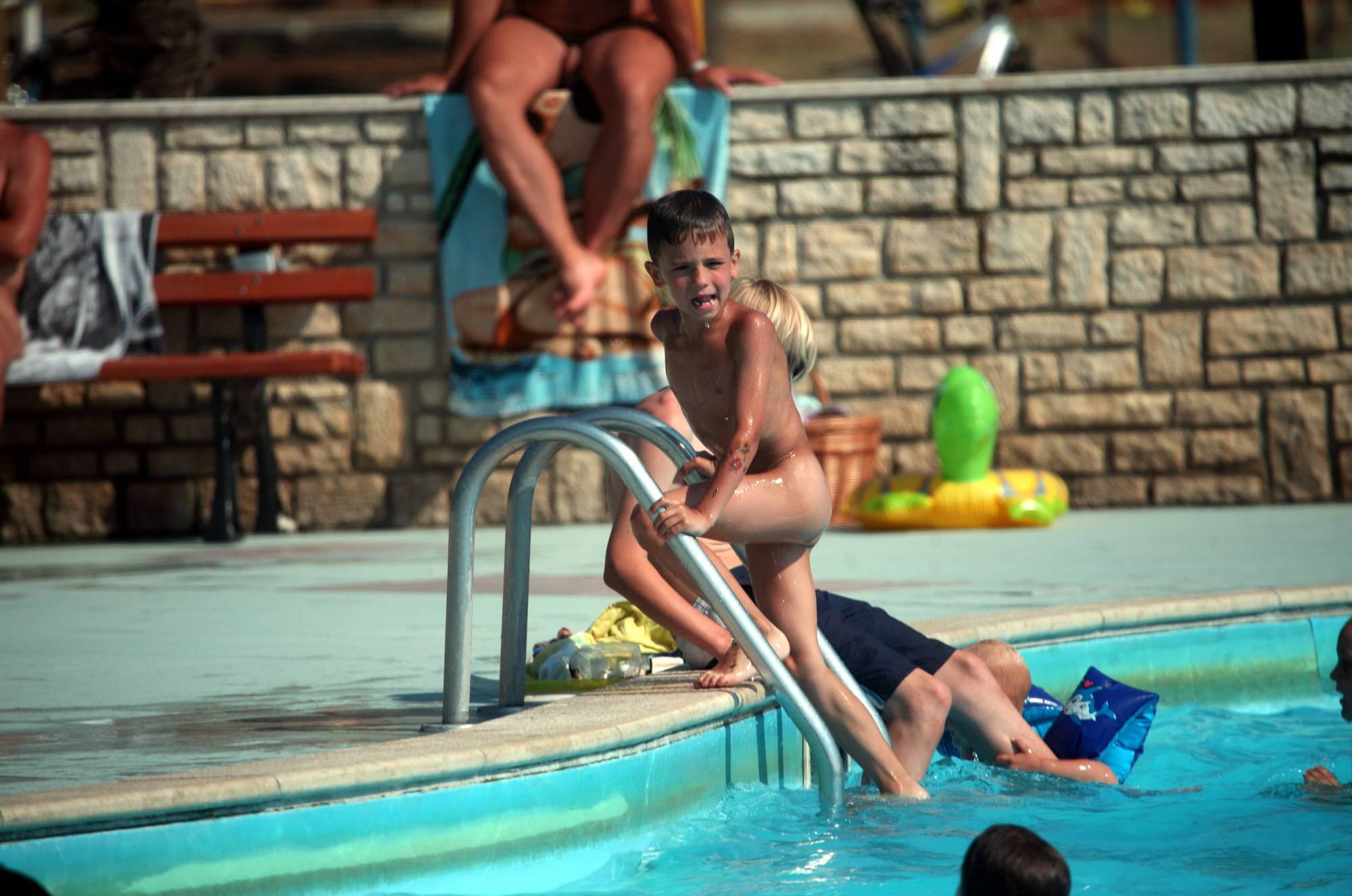 Nudist Pics Nudist Pool Jump Location - 2