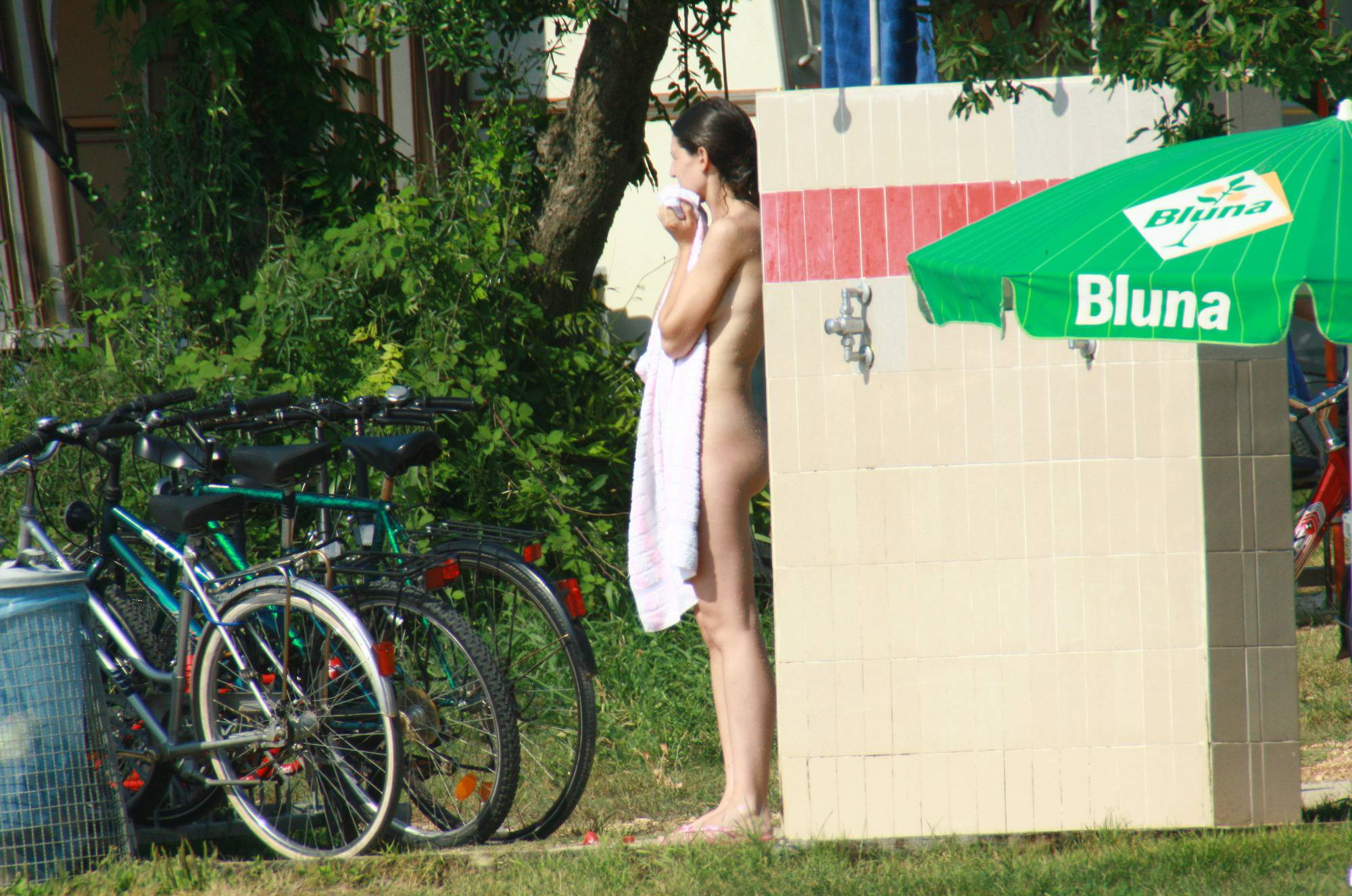 Nudist Pics Nudist Romantic Outdoors - 1