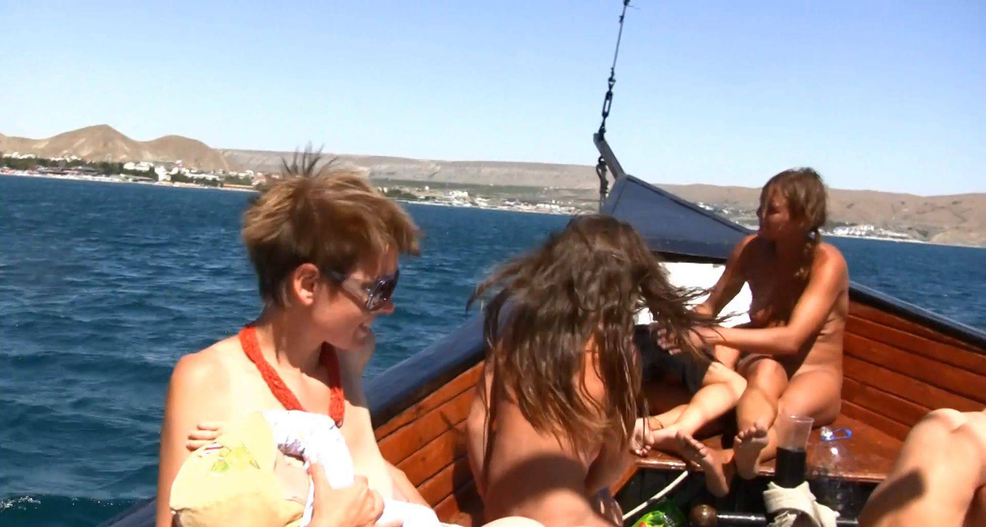Ukrainian Sea Boating - 1