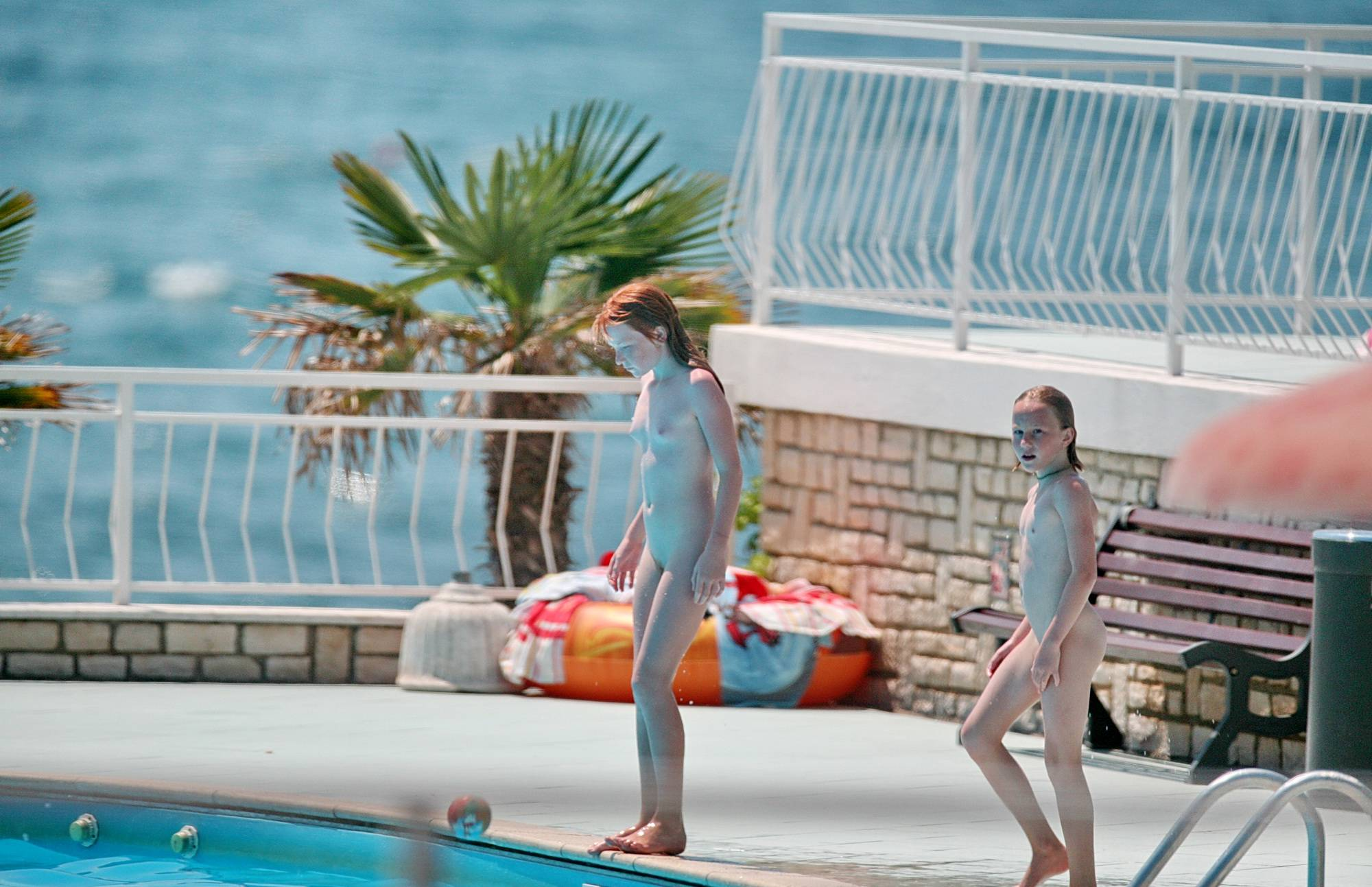 On Pool Sunny Areas - 1
