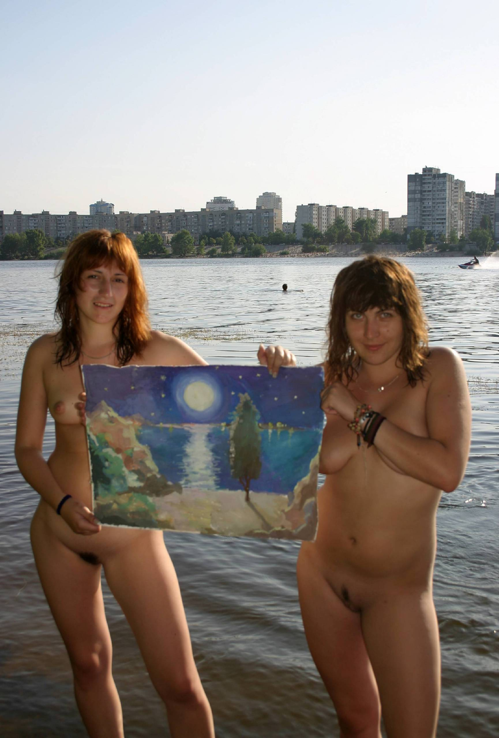 Outdoor Canvas Drawings - 2