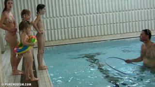 Naturist Sport Medley 2 (PureNudism Video)