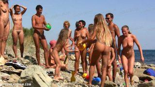 PureNudism Video - The Vast Oceanfront