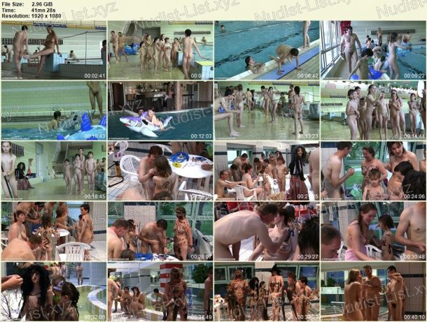 Naturist Pool and Games - snapshots 1