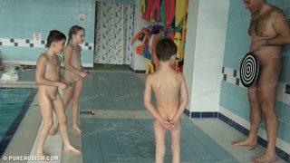 PureNudism Video - Activity Pool