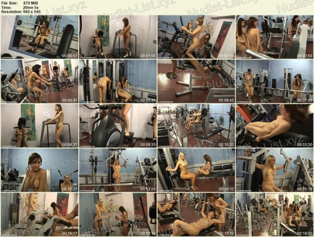Thumbnails of Athletic and Relaxing 1