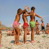 Pastel Beach Day Dance