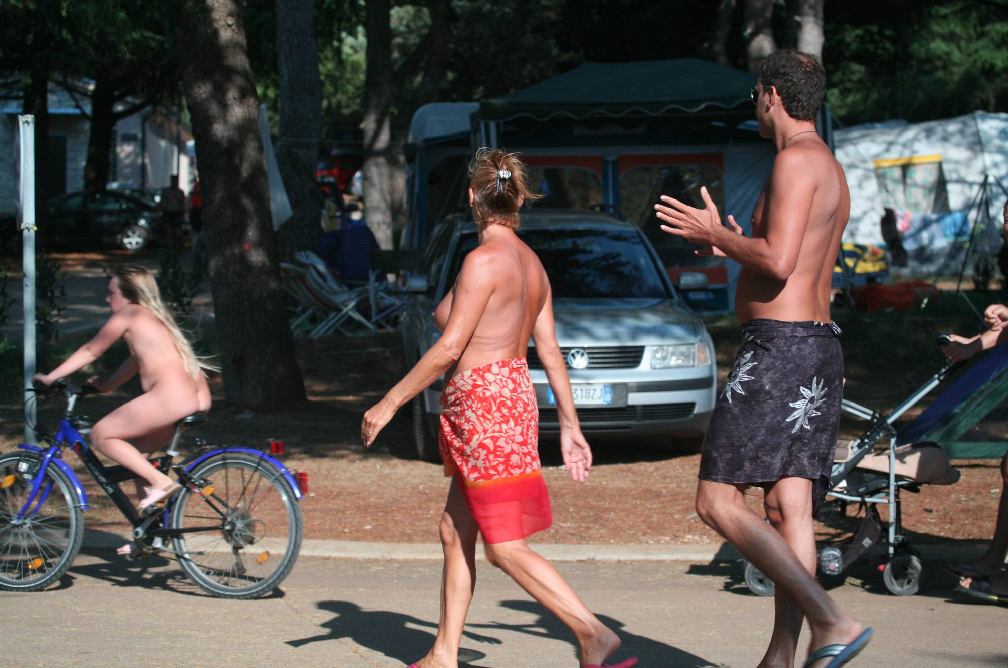 Nudist Pics Pier FKK Park In Motion - 2