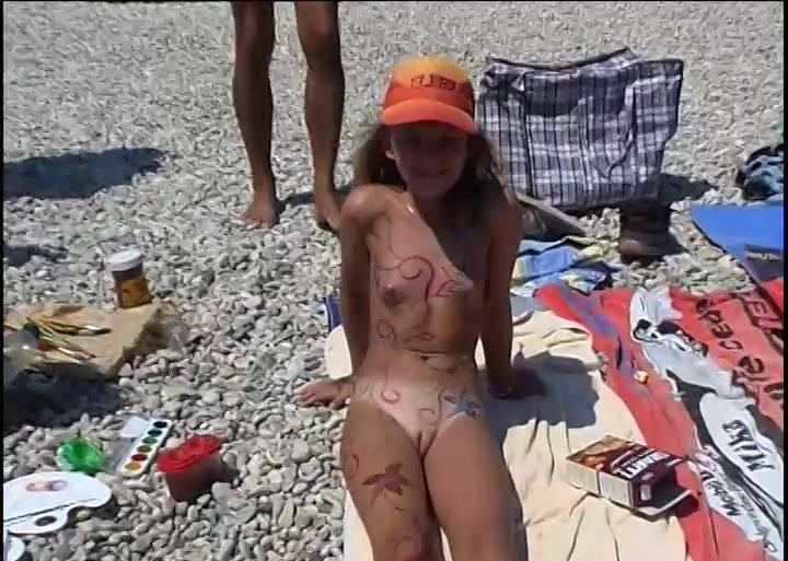 The Naked Art of Body Art - 2