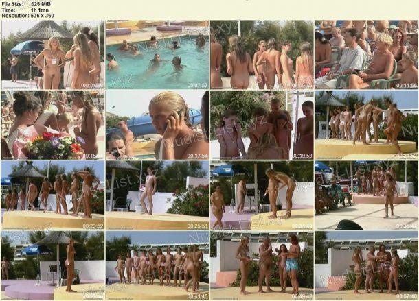 Junior Nudist Contest 7 - screenshot
